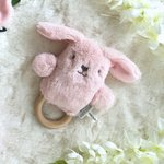 ding-a-ring bunny pink